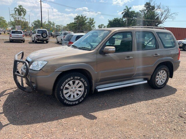 Used Mazda Tribute Pinelands, 2006 Mazda Tribute Brown 4 Speed Auto Active Select Wagon