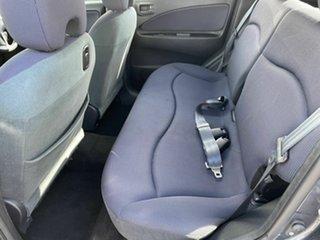 2007 Mitsubishi Colt RG MY06 Upgrade LS Grey Continuous Variable Hatchback