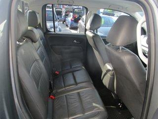 2013 Volkswagen Amarok 2H MY13 TDI420 Highline (4x4) Grey 8 Speed Automatic Dual Cab Utility