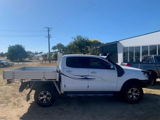2017 Ford Ranger White 6 Speed Automatic Double Cab