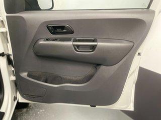 2013 Volkswagen Amarok 2H MY13 TSI300 4x2 White 6 Speed Manual Utility