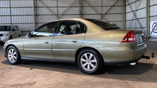 2004 Holden Commodore VY II Equipe Gold 4 Speed Automatic Sedan