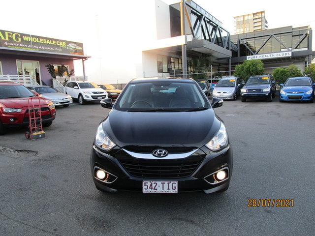 Used Hyundai ix35 LM MY13 SE (FWD) Coorparoo, 2013 Hyundai ix35 LM MY13 SE (FWD) Black 6 Speed Automatic Wagon