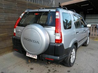 2006 Honda CR-V RD MY2006 Extra 4WD Silver 5 Speed Automatic Wagon