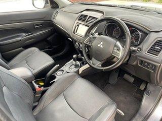 2013 Mitsubishi ASX XB MY13 Aspire Grey 6 Speed Constant Variable Wagon