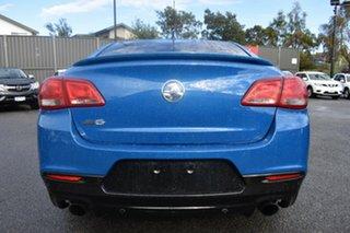 2015 Holden Commodore VF MY15 SV6 Blue 6 Speed Sports Automatic Sedan