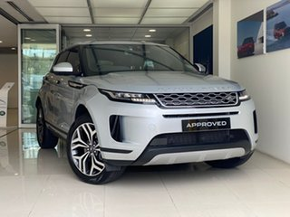2019 Land Rover Range Rover Evoque L551 MY20 P200 S Silver 9 Speed Sports Automatic Wagon.