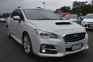 2017 Subaru Levorg V1 MY17 2.0 GT CVT AWD White 8 Speed Constant Variable Wagon.