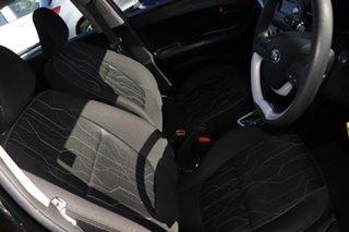 2016 Kia Picanto TA MY17 SI Black 4 Speed Automatic Hatchback