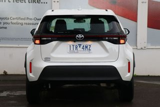 2021 Toyota Yaris Cross MXPB10R GX 2WD Crystal Pearl 10 Speed Constant Variable Wagon