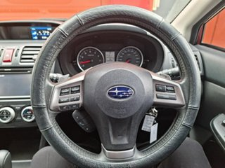 2013 Subaru XV G4X MY14 2.0i-S Lineartronic AWD Red 6 Speed Constant Variable Wagon