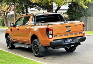 2019 Ford Ranger PX MkIII 2019.75MY Wildtrak Orange 10 Speed Sports Automatic Double Cab Pick Up
