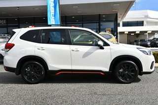 2021 Subaru Forester S5 MY21 2.5i Sport CVT AWD White 7 Speed Constant Variable Wagon