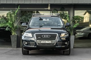 2010 Audi Q5 8R MY10 TDI S Tronic Quattro Blue 7 Speed Sports Automatic Dual Clutch Wagon.
