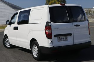 2017 Hyundai iLOAD TQ Series II (TQ3) UPG White 5 Speed Automatic Van.
