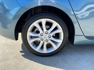 2009 Mazda 3 BL10L1 SP25 Blue 6 Speed Manual Hatchback