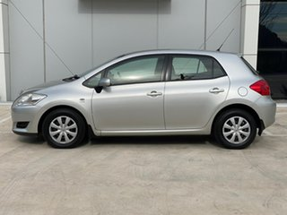 2007 Toyota Corolla ZRE152R Ascent Silver 4 Speed Automatic Hatchback