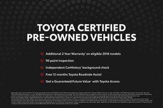 2018 Toyota Hilux GUN126R Rugged X (4x4) Inferno 6 Speed Manual Dual Cab Utility.