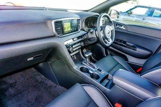 2021 Kia Sportage QL MY21 GT-Line AWD Steel Grey 6 Speed Sports Automatic Wagon