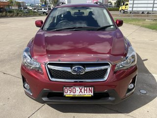 2016 Subaru XV G4X MY17 2.0i Lineartronic AWD Special Edition Red/270417 6 Speed Constant Variable