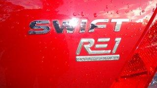 2007 Suzuki Swift RS415 RE1 Red 5 Speed Manual Hatchback.