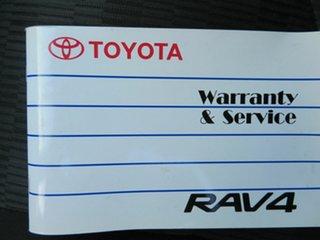 2009 Toyota RAV4 ACA33R 08 Upgrade Edge (4x4) Grey 4 Speed Automatic Wagon