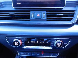 2017 Audi Q5 FY MY17 TDI S Tronic Quattro Ultra Sport Silver 7 Speed Sports Automatic Dual Clutch