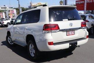 2017 Toyota Landcruiser VDJ200R GXL Crystal Pearl 6 Speed Sports Automatic Wagon