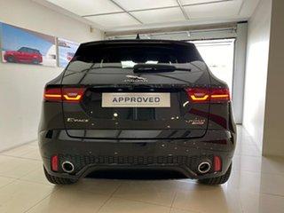 2018 Jaguar E-PACE X540 18MY Standard R-Dynamic S Black 9 Speed Sports Automatic Wagon