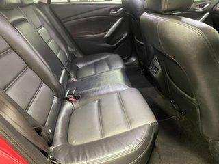 2017 Mazda 6 GL1021 GT SKYACTIV-Drive Red 6 Speed Sports Automatic Wagon
