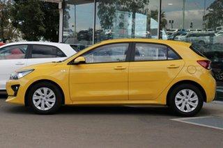 2021 Kia Rio YB MY21 S Mighty Yellow 6 Speed Automatic Hatchback