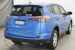 2017 Toyota RAV4 ALA49R GX AWD Blue Gem 6 Speed Sports Automatic Wagon.