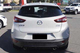 2016 Mazda CX-3 DK2W7A Maxx SKYACTIV-Drive Pearl White 6 Speed Sports Automatic Wagon