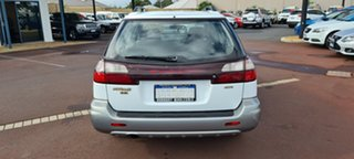 2002 Subaru Outback B3A MY02 AWD White 4 Speed Automatic Wagon