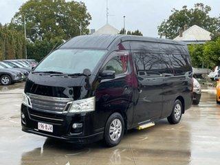 2012 Nissan Caravan Black Automatic Wagon