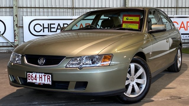 Used Holden Commodore VY II Equipe Rocklea, 2004 Holden Commodore VY II Equipe Grey 4 Speed Automatic Sedan