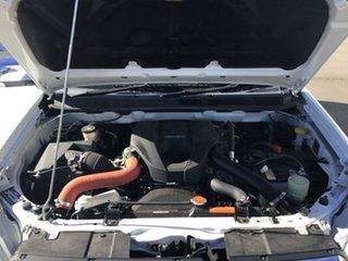 2018 Isuzu D-MAX MY18 LS-U Crew Cab White 6 Speed Sports Automatic Utility