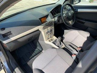 2008 Holden Astra AH MY08 CDX Grey 5 Speed Manual Wagon