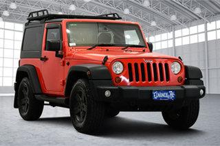 2013 Jeep Wrangler JK MY2014 Sport Rock Lobster 5 Speed Automatic Softtop.