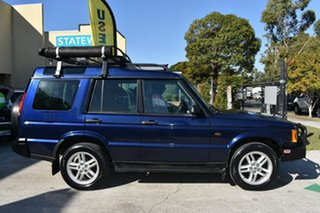 2001 Land Rover Discovery TD5 (4x4) Blue 4 Speed Automatic 4x4 Wagon
