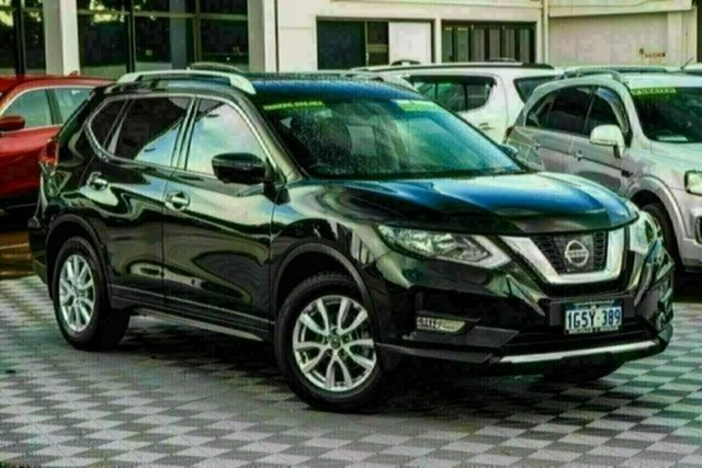 Used Nissan X-Trail T32 Series II ST-L X-tronic 2WD Attadale, 2018 Nissan X-Trail T32 Series II ST-L X-tronic 2WD Black/Grey 7 Speed Constant Variable Wagon