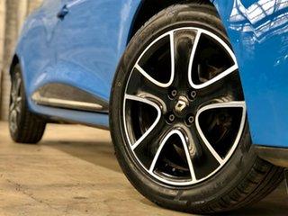 2013 Renault Clio IV B98 Expression Blue 5 Speed Manual Hatchback