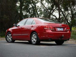 2007 Toyota Aurion GSV40R AT-X Red 6 Speed Sports Automatic Sedan