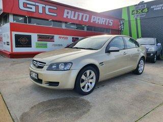 2007 Holden Commodore VE Lumina Gold 4 Speed Automatic Sedan.