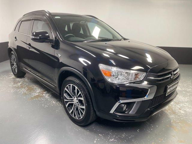 Used Mitsubishi ASX XC MY18 LS 2WD Cardiff, 2018 Mitsubishi ASX XC MY18 LS 2WD Black 1 Speed Constant Variable Wagon
