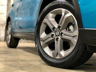 2016 Suzuki Vitara LY RT-S 2WD Blue 6 Speed Sports Automatic Wagon