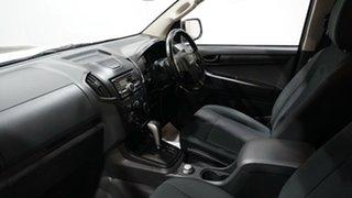 2013 Isuzu D-MAX MY12 SX Crew Cab White 5 Speed Sports Automatic Utility