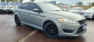 2008 Ford Mondeo MA XR5 Turbo Grey 6 Speed Manual Hatchback.