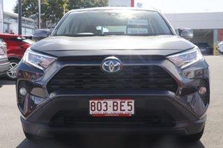 2019 Toyota RAV4 Axah52R GX 2WD Graphite 6 Speed Constant Variable Wagon Hybrid.
