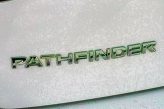 2020 Nissan Pathfinder R52 Series III MY19 Ti X-tronic 4WD Ivory Pearl 1 Speed Constant Variable